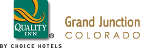 Quality Inn Grand Junction Logo
