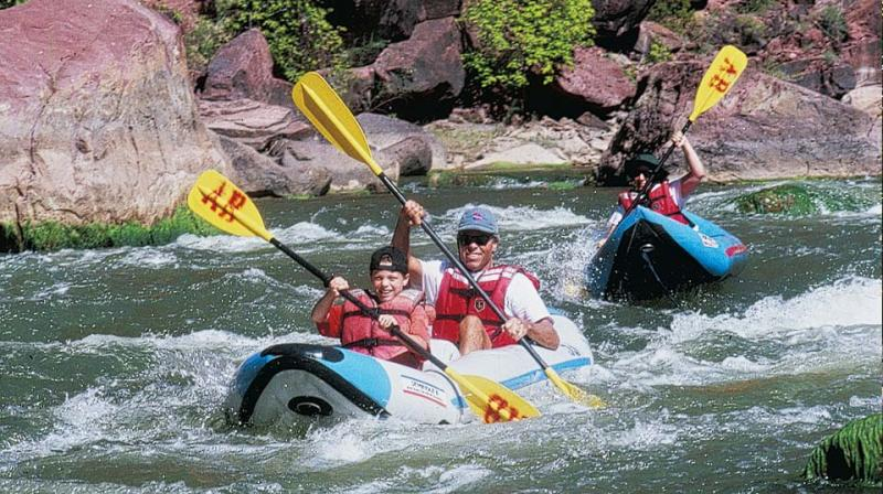 Rafting the Colorado River_sized_2